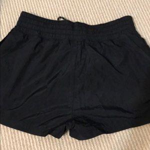 PINK Victoria's Secret Shorts - Comfy black Victoria secret shorts!